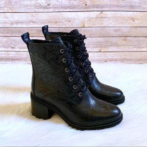 Timberland Sienna High Waterproof Embossed Boots